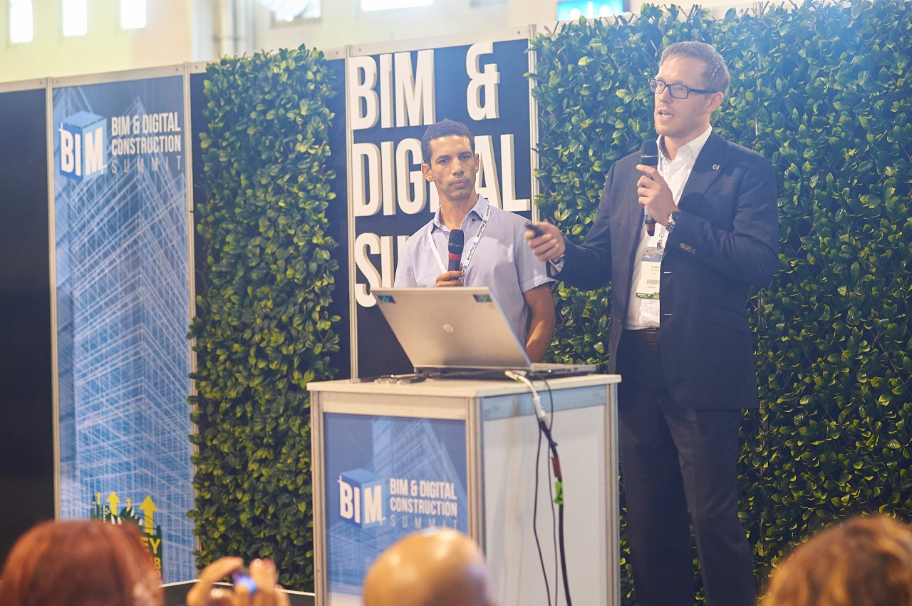 BIM & Digtal Construction Summit 2018