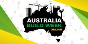 Australia Build Week Online Logo