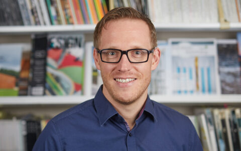 CEO Holger de Groot