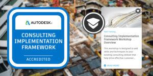 210520 Autodesk Consulting Implementation Framework 1500x750
