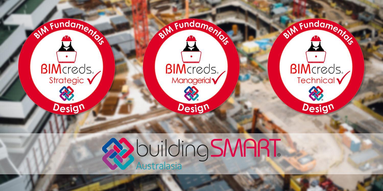 210520 bSA BIMcreds BIM Fundamentals Design 1500x750