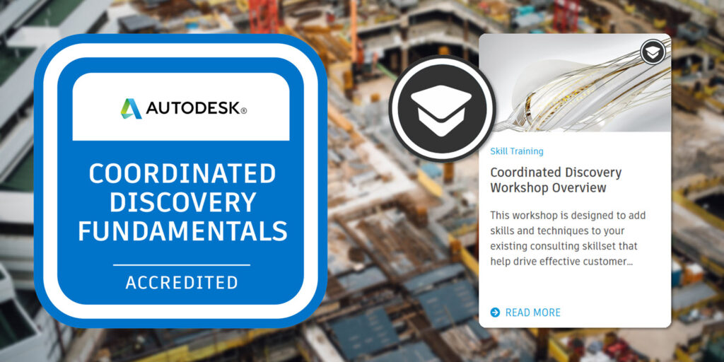 210619 Autodesk Coordinated Discovery Fundamentals 1500x750